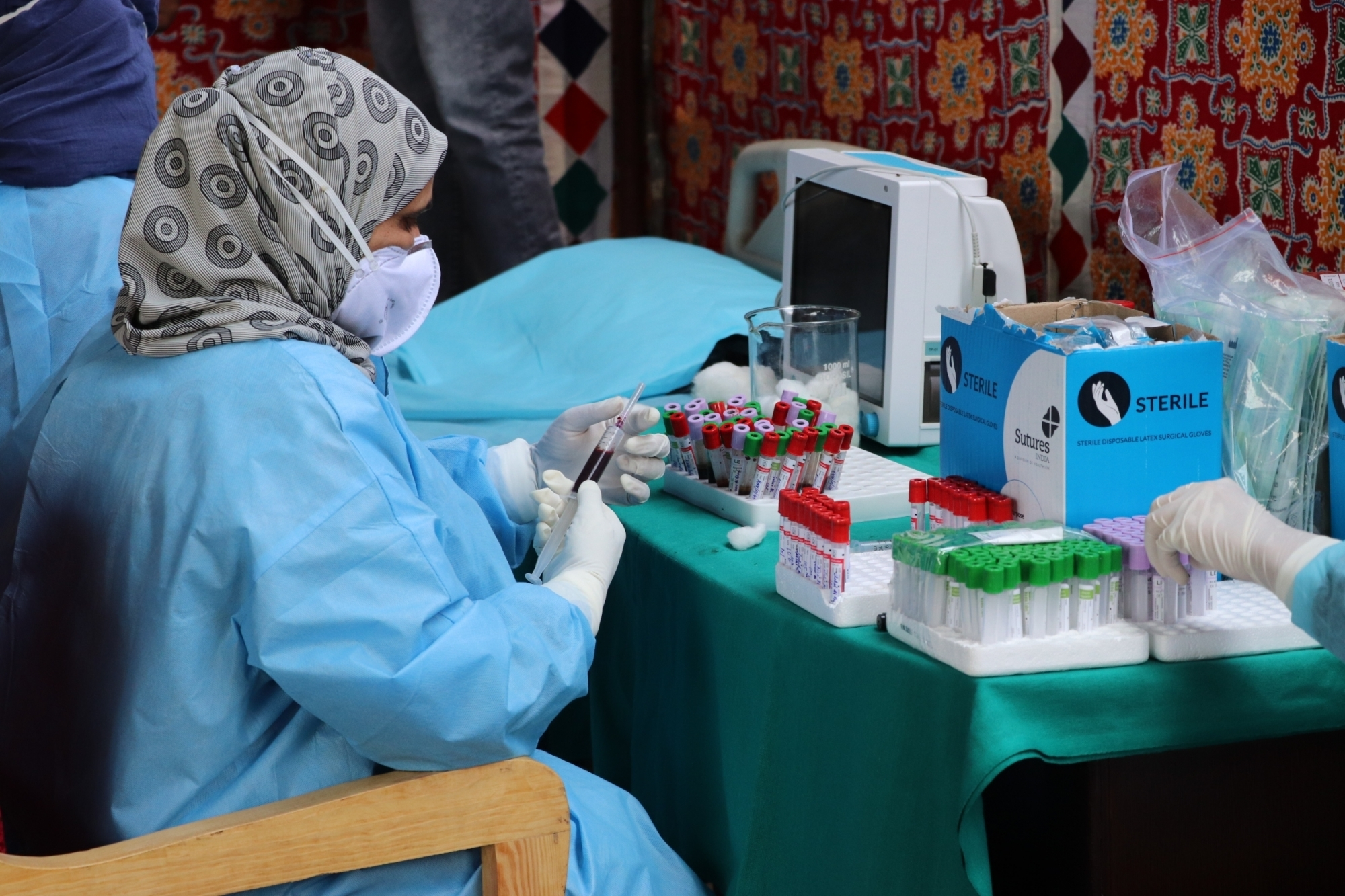 J&K ready to roll out vaccine shots on Jan 16