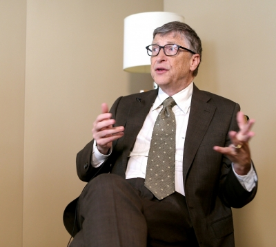 Bill Gates firm transfers $2 billion worth blue chip shares to Melinda