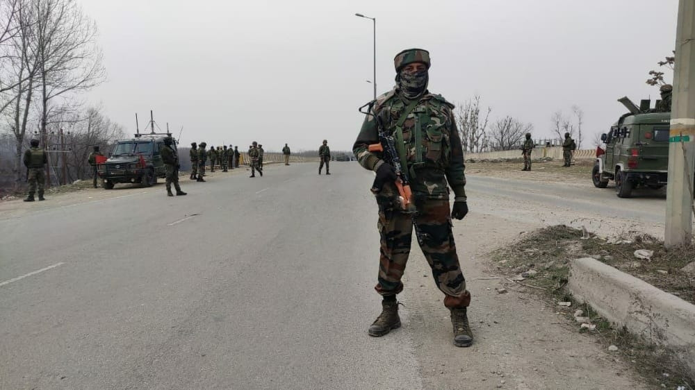The heightened threat perception in Kashmir is emerging despite last week's military accord between India and Pakistan to revive a dormant agreement of 2003 of not exchanging fire along the LoC, which has been used to infiltrate cross-border terrorists inside Kashmir