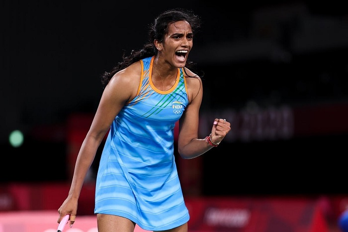 After her disappointing loss to Tai Tzu-Ying in the semifinal on Saturday, Sindhu rewrote history books by defeating China's He Bing Jiao 21-13, 21-15 in the bronze medal game to become only the second Indian athlete after wrestler Sushil Kumar to win back-to-back Olympic medals