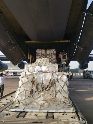 Indian Air Force, Navy ferrying oxygen, medical supplies on war-footing to fight Covid-19