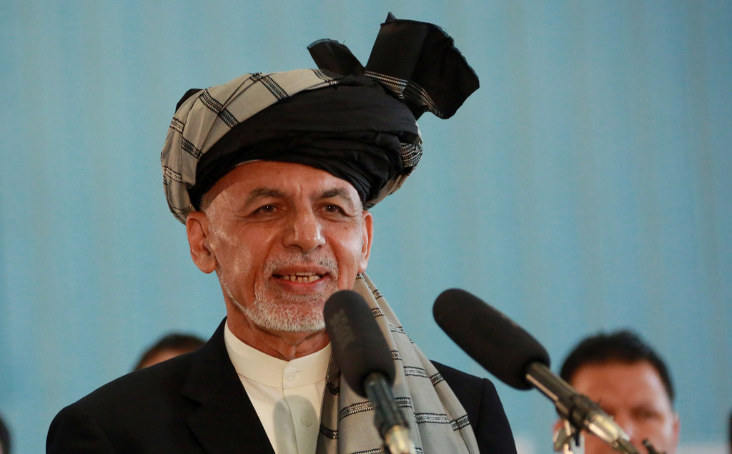 US wants Afghan President Ashraf Ghani to take up American peace plan seriously (IANS)