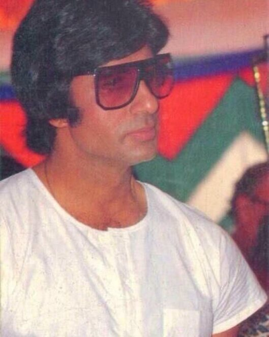 Amitabh Bachchan's throwback picture