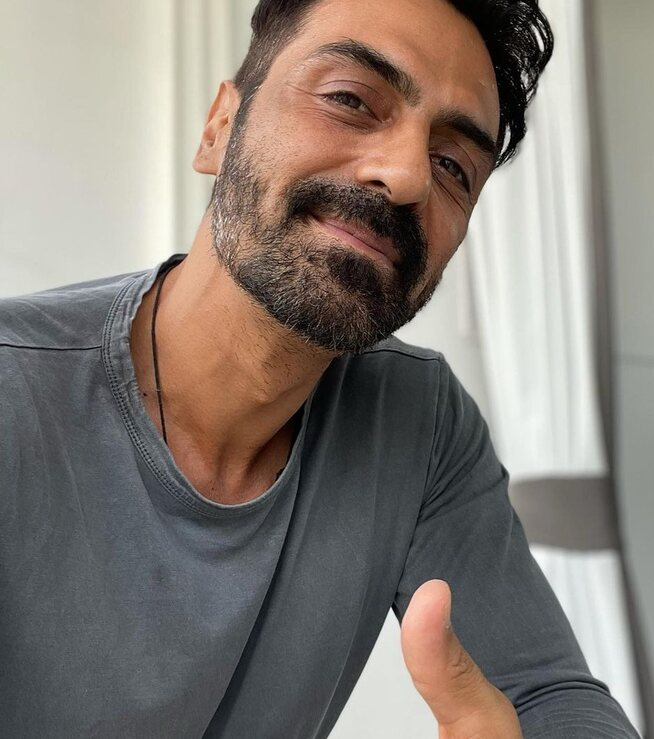 Bollywood actor Arjun Ramphal says he recovered from Covid-19 quickly because of his vaccine