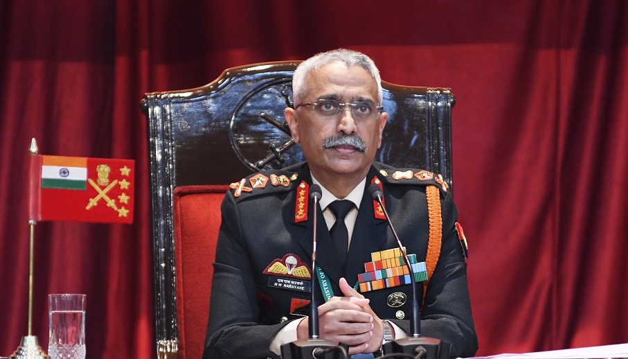 Chinese aggression is a conspiracy to change status quo on border: Indian Army Chief
