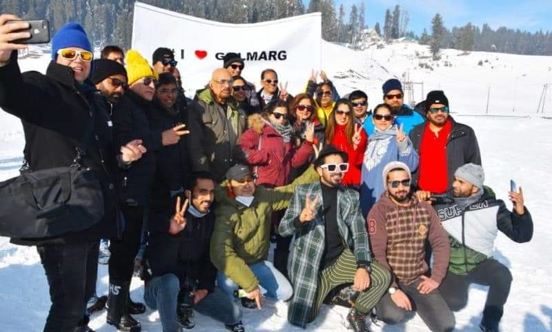 Bollywood celebrities invited to shoot in Jammu and Kashmir