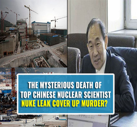 Chinese nuclear scientist death