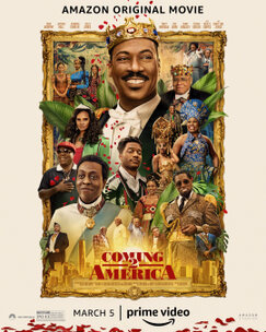 Poster of 'Coming 2 America'