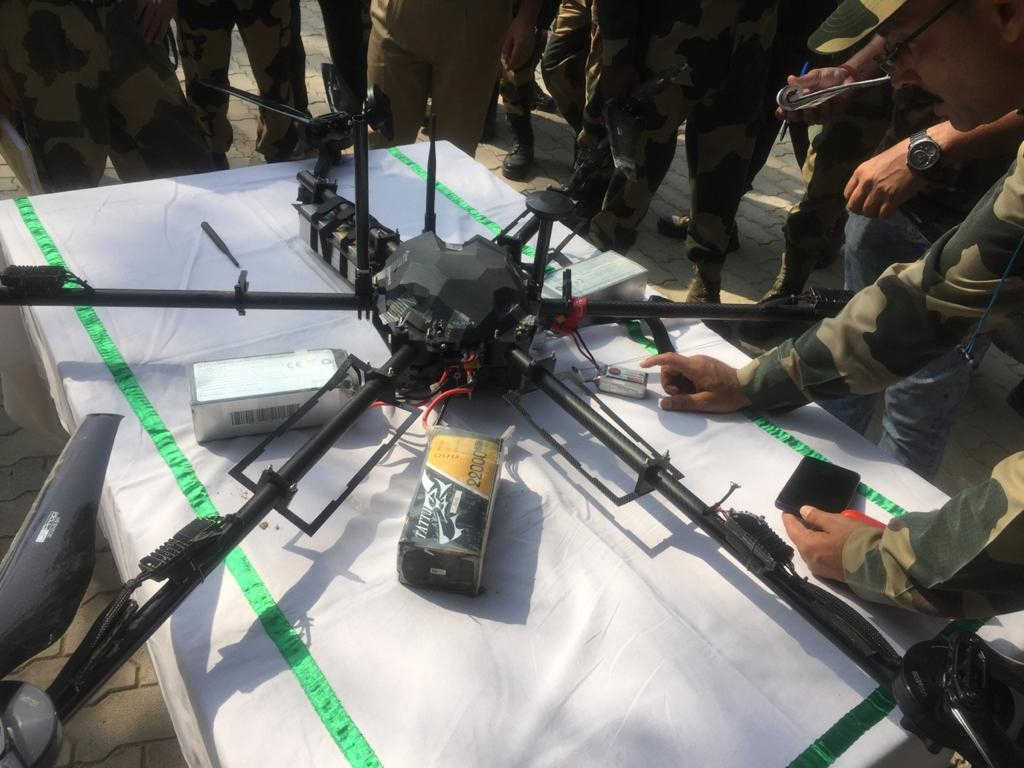 Offensive drones now part of Indian Army's autonomous weapon systems