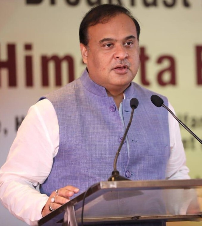 Himanta Biswas Sarma will the new Chief Minister of Assam leading the BJP-led NDA Government