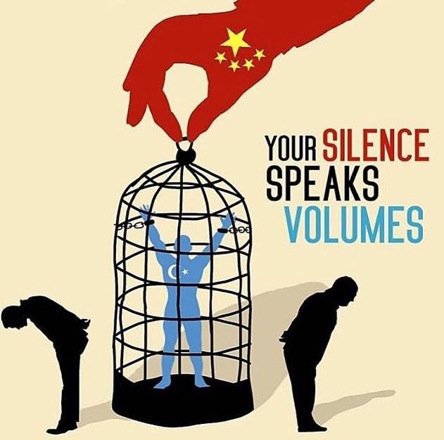 Uyghur activists demand condemnation of China's genocidal crimes on Holocaust Memorial Day