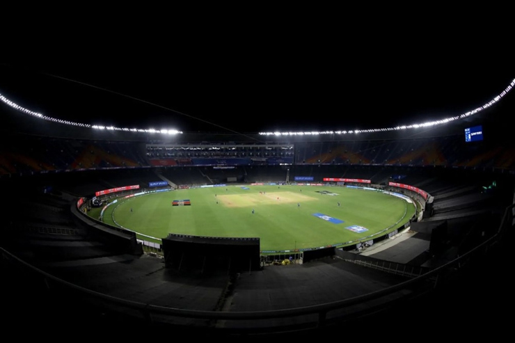 The IPL stadium (Photo: IANS)