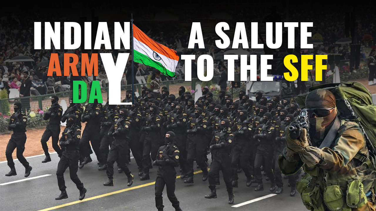 Indian Army Day 2021 | A Salute to the SFF | Proud of Indian Army