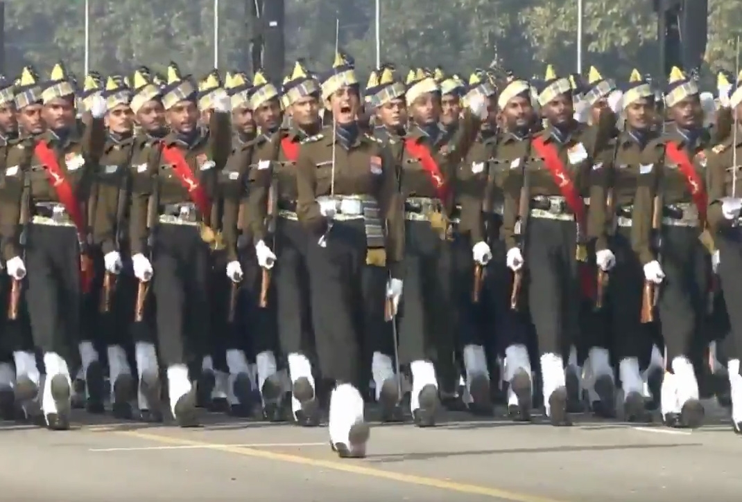 India commemorates 73rd Army Day as stand-off continues against China