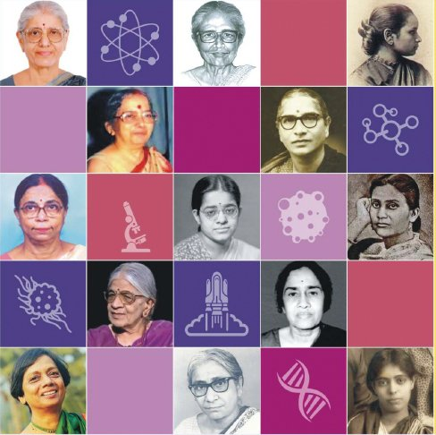 India's women Scientists