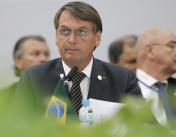 Brazilian President Jair Bolsonaro has suggested that China created Covid=19 virus  for economic gain