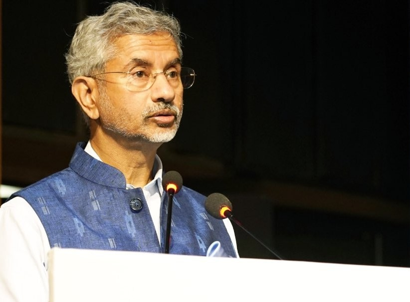 External Affairs Minister Dr S Jaishankar said that Chinese aggression in Ladakh has impacted relations