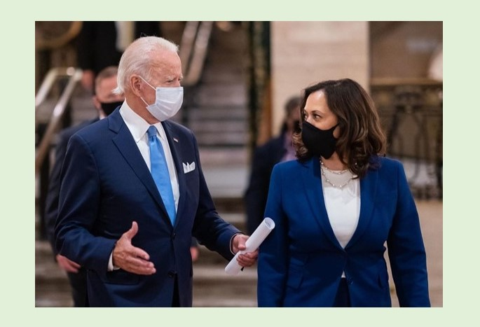 Joe Biden and Kamala Harris, the new dispensation in Washington