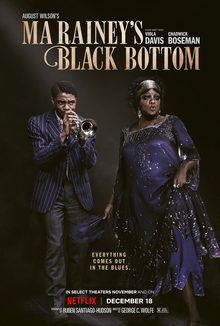 Poster of 'Ma Rainey's Black Bottom'