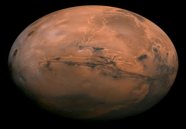 Japan's space exploration is looking at planet Mars and beyond (Pic: Courtesy mars.nasa.gov)
