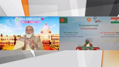 India-Bangladesh to focus on improving connectivity