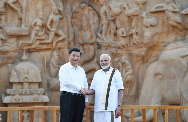 The India China rift is wide open after the Galwan Valley clash (Photo: PIB)