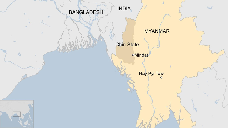 The situation in Myanmar has only gone from bad to worse (Photo: IANS)