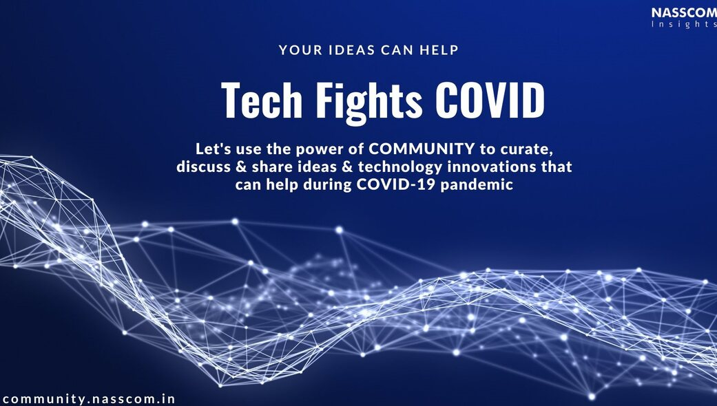Nasscom's appeal to technology to fight Covid-19