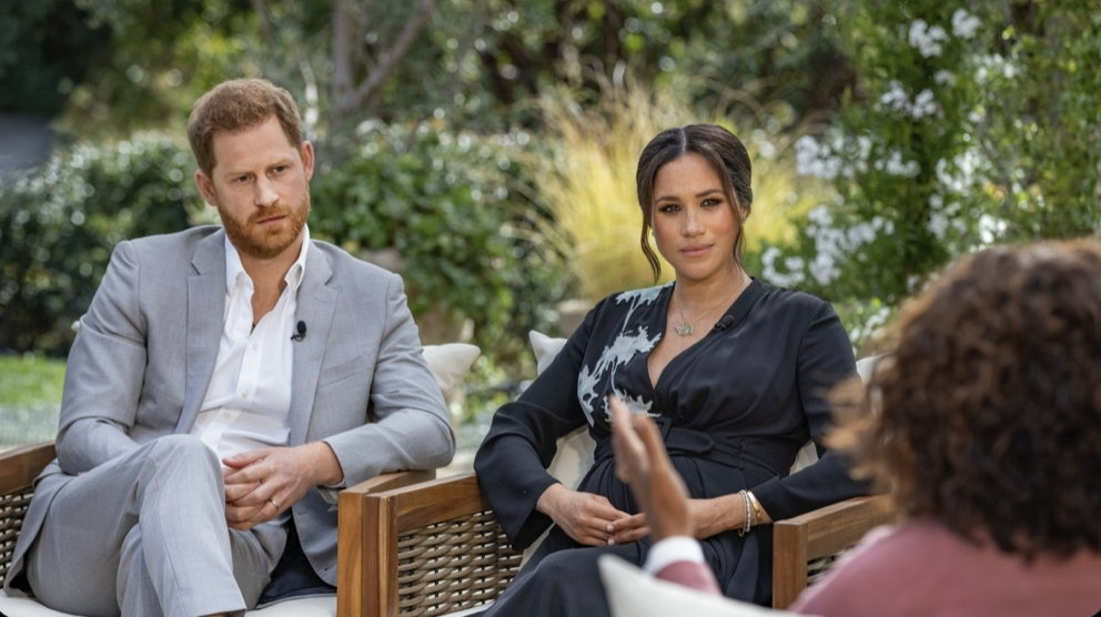 Within the first 15 minutes of the hotly anticipated interview with Oprah Winfrey, Meghan revealed that all she wants is to