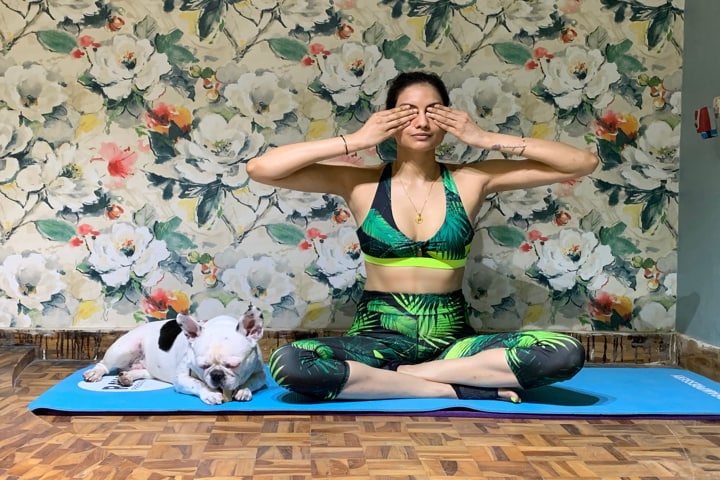 Yoga practitioners highlight on how this ancient system helped them cope with the extraordinary circumstances created by the two waves of Covid-19