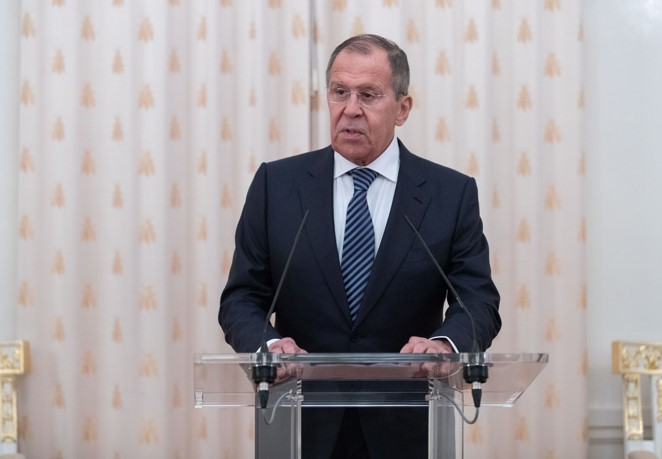 Russian Foreign Minister Sergei Lavrov to meet Indian counterpart S. Jaishankar in Delhi today (Photo: IANS)