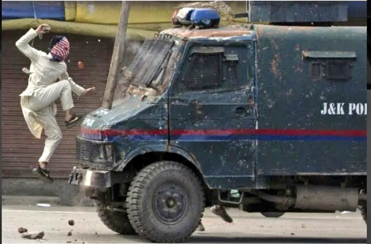 The Government of Jammu and Kashmir has finally closed its doors for the people indulging in subversive activities