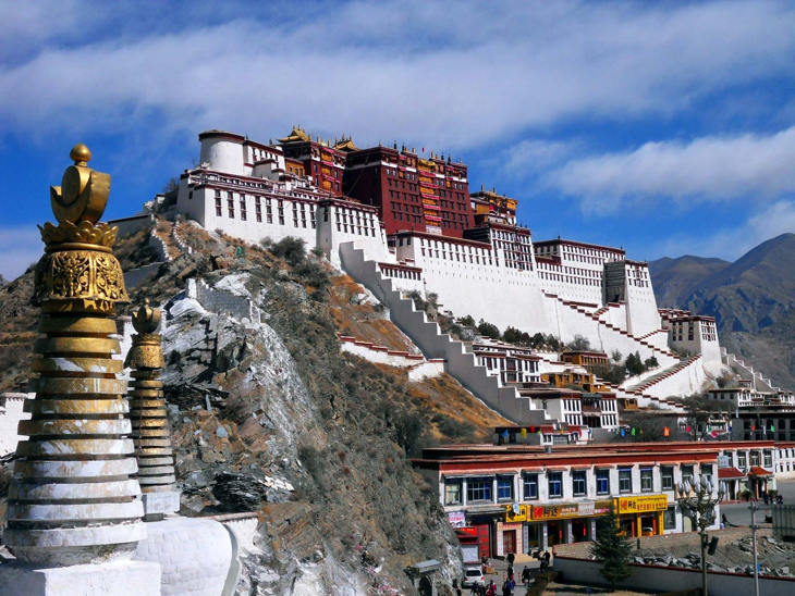 For the first time ever, the US does not describe Tibet as an 'inalienable part of China' (Photo: IANS)