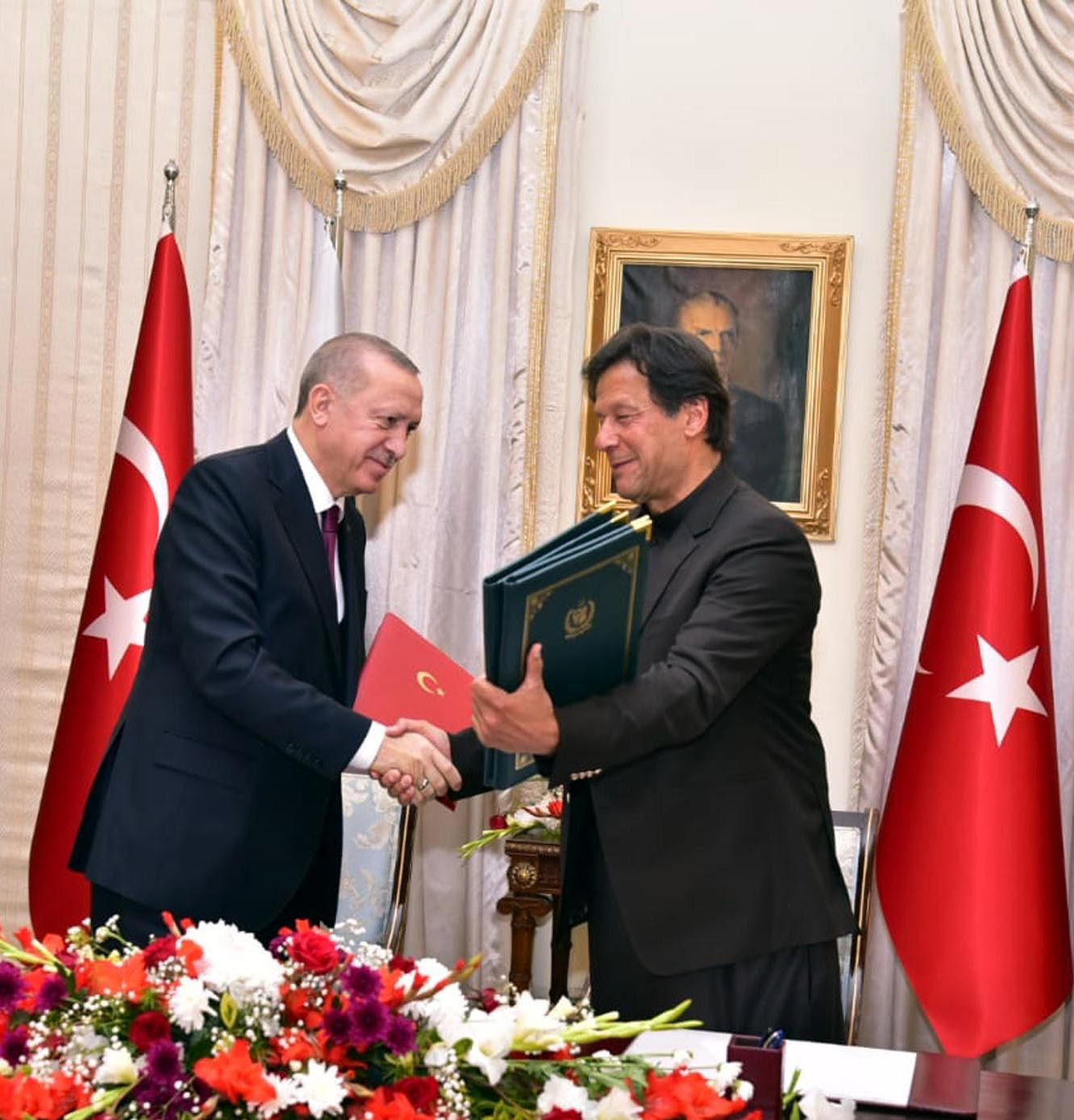 Ankara is attempting to extend its influence to Muslims in South Asia