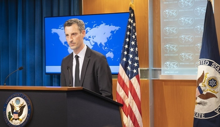 US State Department spokesperson Ned Price: We condemn terrorists who seek to infiltrate across the Line of Control