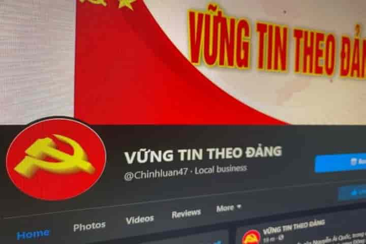 The spearhead of Hanoi's online hearts- and- minds campaign Force 47  (Pic: Courtesy in.news.yahoo.com)