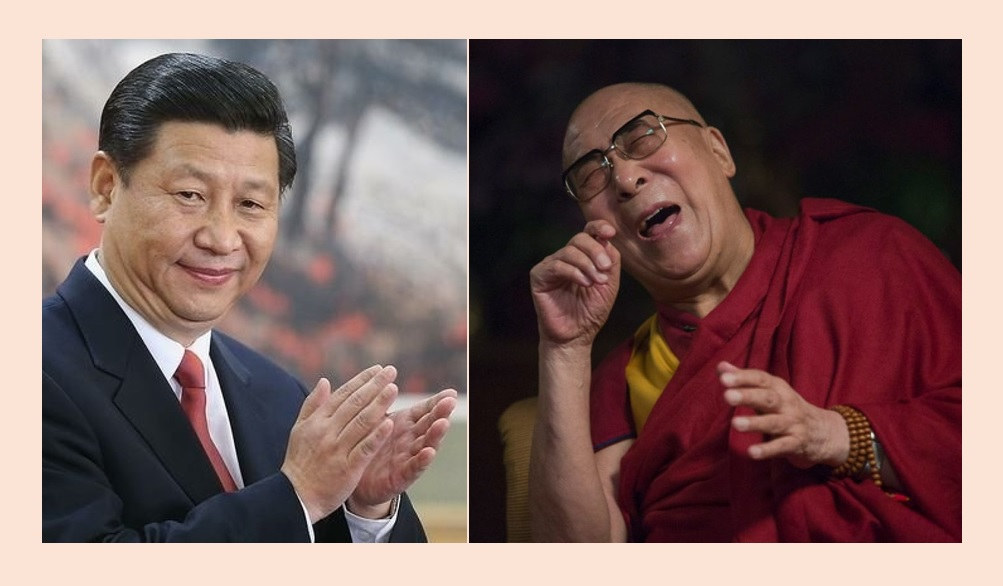 Chinese President Xi Jinping has visited Tibet for the first time after becoming President (Photo: IANS)