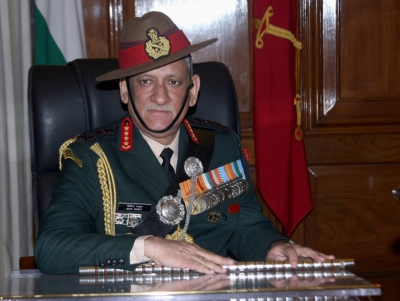 India needs to keep close watch as China is tightening grip on Myanmar, says General Rawat