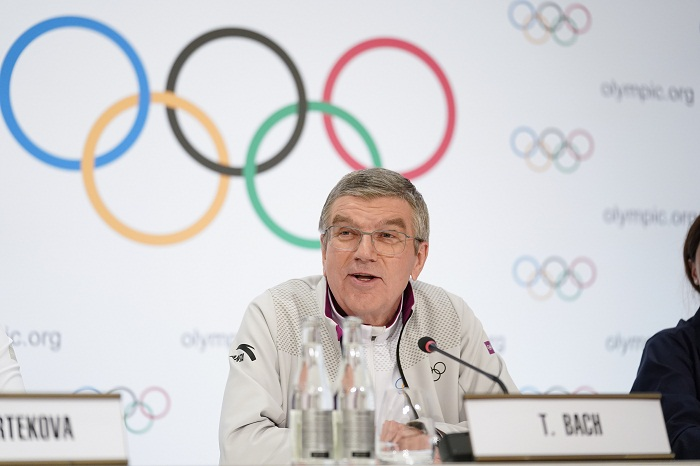 The IOC will also continue to use its influence to encourage others within the sports world to take action against climate change