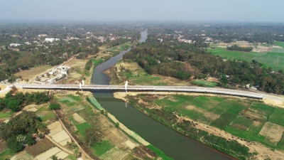 PM opening new bridge to cement India Bangladesh ties