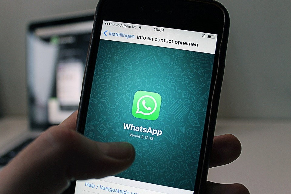 WhatsApp had told its users they must allow it to share data with its parent company Facebook