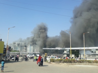 Fire breaks out at SII facility at Pune