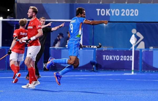 India will take on Belgium in the hockey semifinal at the 2020 Tokyo Olympic Games on Tuesday