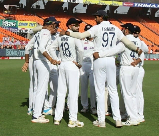 While India remains at the top, South Africa have slipped to the seventh position, equaling their lowest Test ranking history