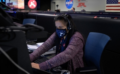 Swati Mohan, NASA Engineer