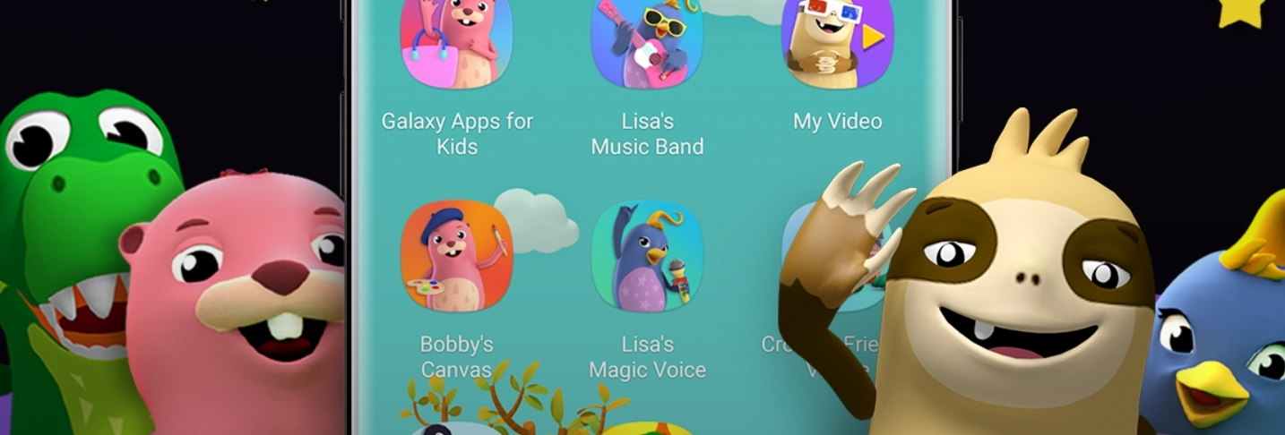 The Kids Mode allows parents to customise the browsing experience of their kids depending on the child's age