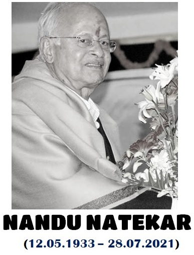 Nandu Natekar led India's challenge in the Thomas Cup men's team championship for more than a decade from 1951-1963