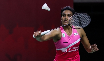 Sindhu kicks off Olympic campaign with an easy win
