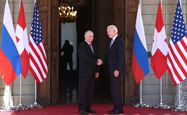 The Biden-Putin summit triggers memories of better times — of detente and cooperation between the two heavyweights on issues of international concern (Image courtesy: President of Russia/http://en.kremlin.ru/Tass)