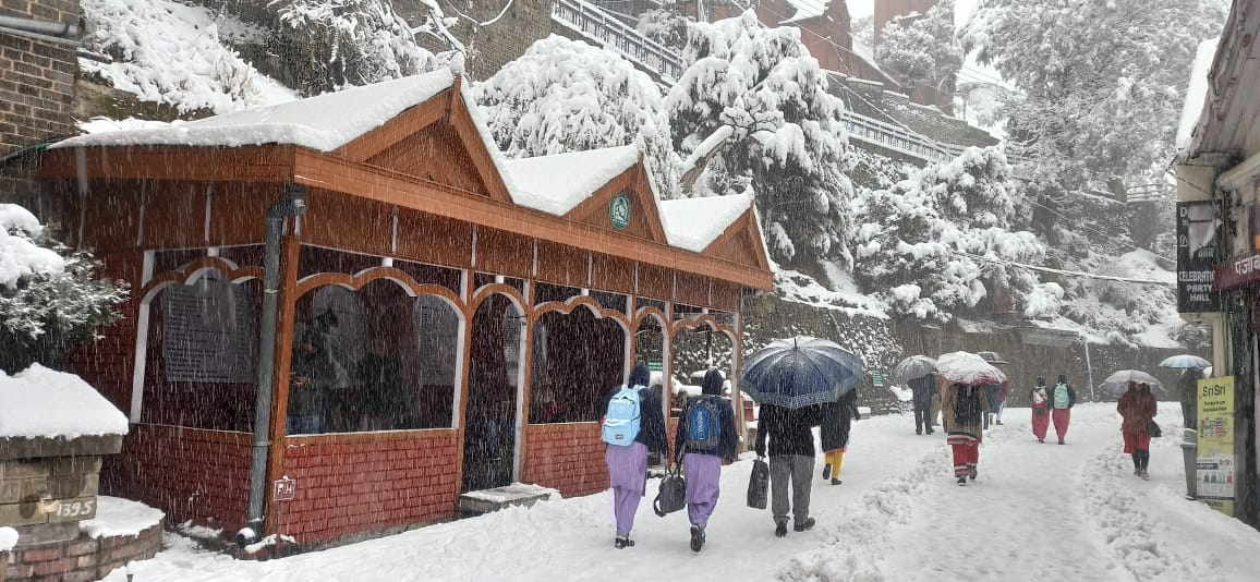 In the 'less than million' category, Shimla was ranked the highest in ease of living